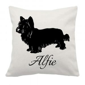 Poduszka z Psem - Skye Terrier