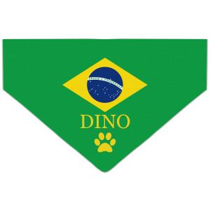 Bandanka z Flagą Brazylii