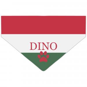 Bandanka z Flagą Węgier