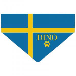 Bandanka z Flagą Szwecji