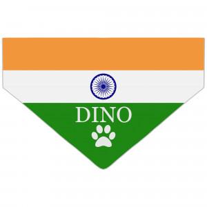Bandanka z Flagą Indii