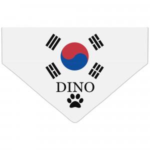 Bandanka z Flagą Korei