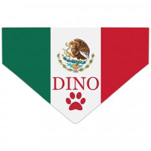 Bandanka z Flagą Meksyku