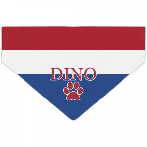 Bandanka z Flagą Holandii