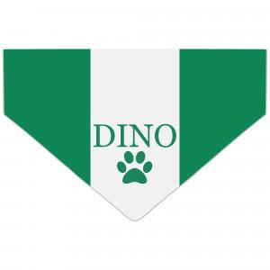 Bandanka z Flagą Nigerii
