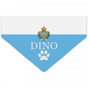 Bandanka z Flagą San Marino