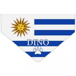 Bandanka z Flagą Urugwaju