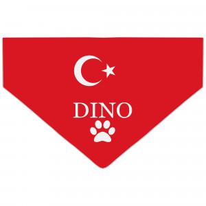 Bandanka z Flagą Turcji