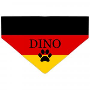 Bandanka z Flagą Niemiec