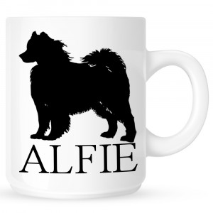 Personalised Samoyed Coffe Mug