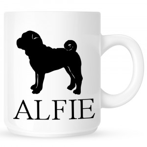 Personalised Shar Pei Coffe Mug