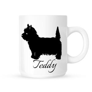 Kubek do Kawy z psem - Westie
