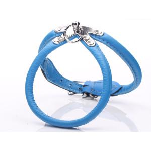 Niebieskie Szelki Okrągłe